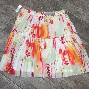 Floral Boho Skirt
